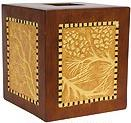 Adirondacks bathroom tissue box holder