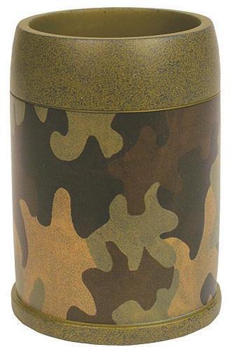 Camouflage  bathroom Cup Tumbler