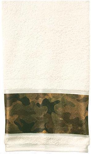 Camouflage  bathroom Bathroom Bath Towels
