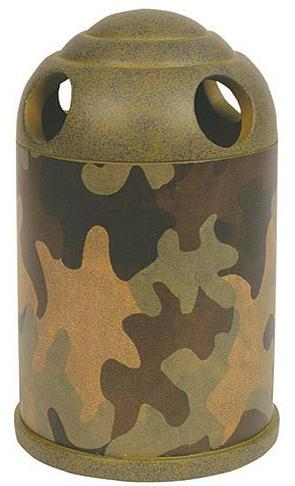 Camouflage  bathroom Toothbrush Holder
