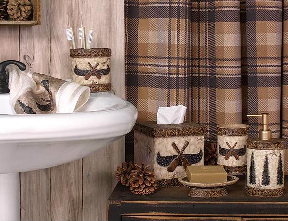 Canoe Creek  bathroom Accessories Set