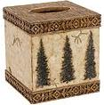 Canoe Creek bathroom tissue box holder