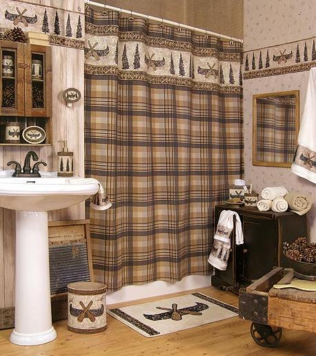 Canoe Creek bathroom accessories room shot