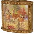 Deer Lodge bathroom toothbrush holder