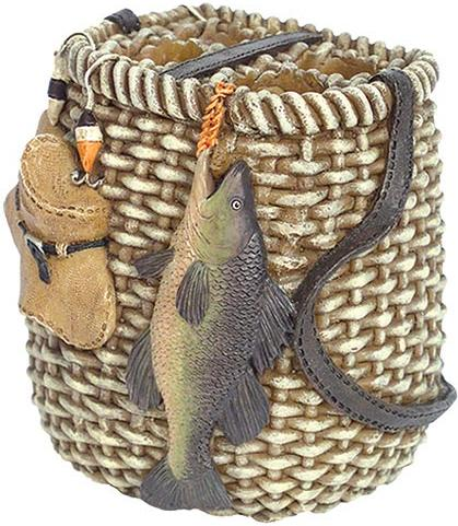 Fishing Lodge  bathroom Toothbrush Holder