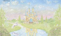 Storybook Mural Chair Rail Wall Mural RA0152M Storybook Mural Chair Rail Wall Mural RA0152M
