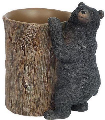 Great Bear Lodge  bathroom Cup Tumbler