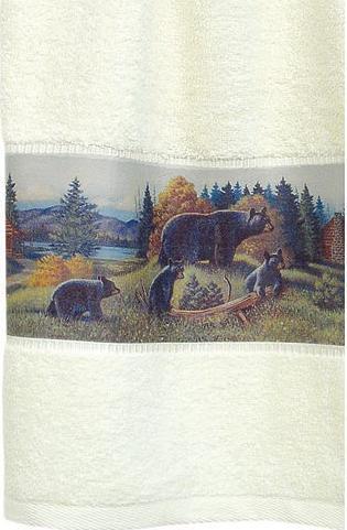 Great Bear Lodge  bathroom Bathroom Bath Towels