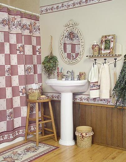 Star Bathroom Decor: Hearts And Stars LINDA SPIVEY DECOR--HUGE PRODUCT GALLERY