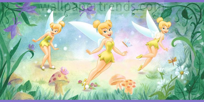 Tinkerbell from Peter Pan