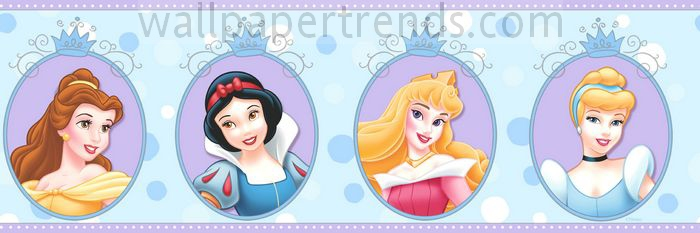 Belle, Snow White, Aurora/Sleeping Beauty and Cinderella