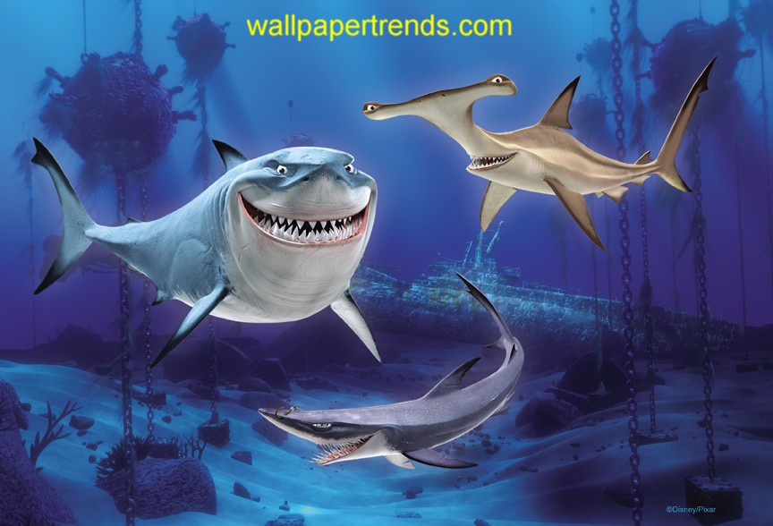 Fish are Friends from Disney Pixar's Finding Nemo