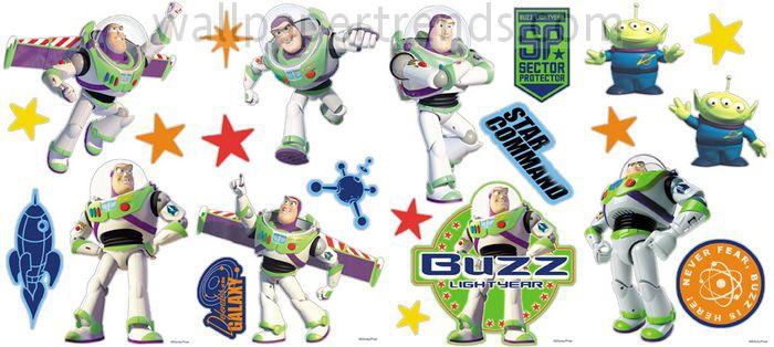 Buzz Lightyear from Disney Pixar's Toy Story
