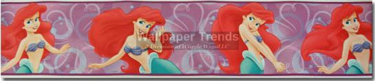 Little Mermaid Border DP026429