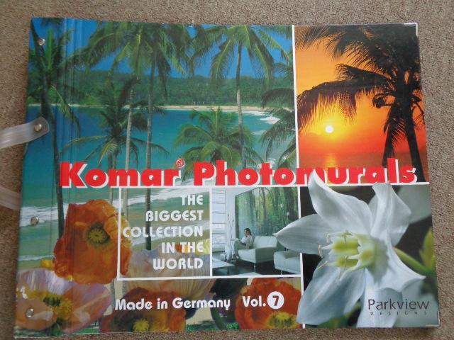 Komar Photomural Wall Posters & Murals
