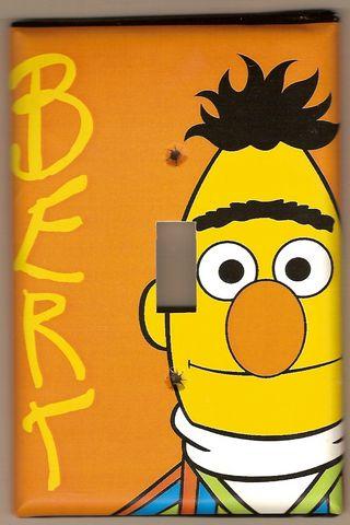 Sesame Streets Bert