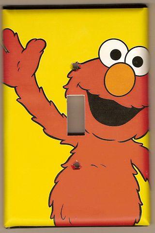 Sesame Streets Elmo