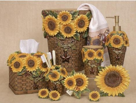 sunflowers linda spivey decor