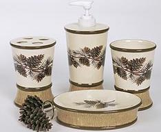 lodge and cabin accessories pine lodges decor