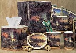 lodge and cabin accessories terry redlin decor