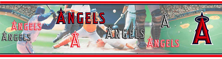 Anaheim Angels Wall Borders 5815395