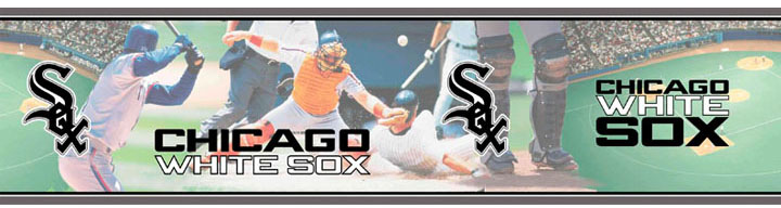 Chicago White Sox Wall Borders 5815398