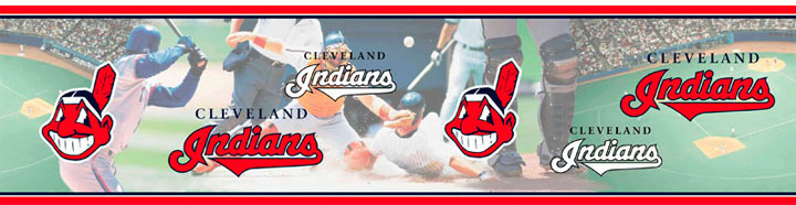 Cleveland Indians Wall Borders 5815399