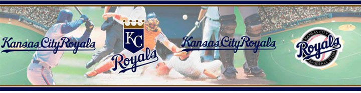 Kansas City Royals Wall Borders 5815401