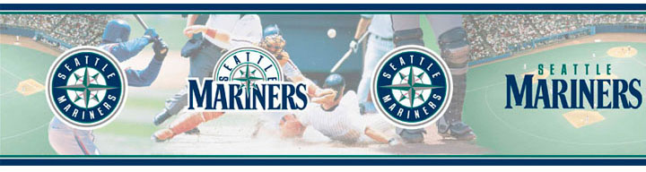 Seattle Mariners Wall Borders 5815405