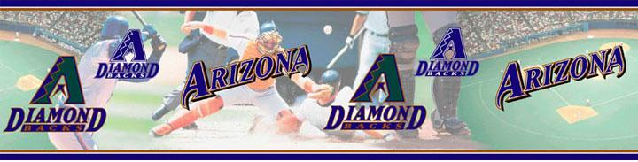 Arizona Diamondbacks Wall Borders 5815409