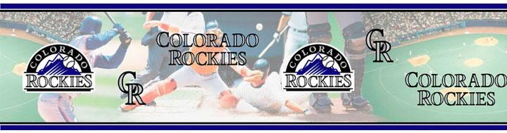 Colorado Rockies Wall Borders 5815413