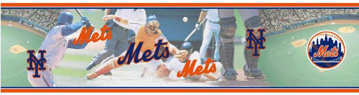 New York Mets Wall Borders 5815418