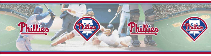 Philadelphia Phillies Wall Borders 5815419 title=