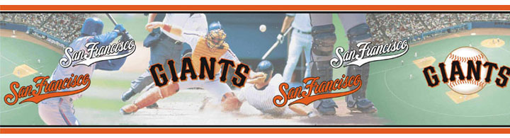 San Francisco Giants Wall Borders 5815423 title=