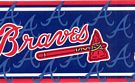 Atlanta Braves Wall Border 594325