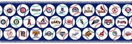 MLB Grand Slam Wall Border 595245