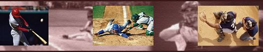 Baseball Photo Action Wall Borders 258B75069 title=