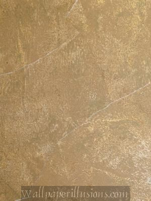 5807075 Crepe Bronze Paper Illusion Faux Finish Wallpaper