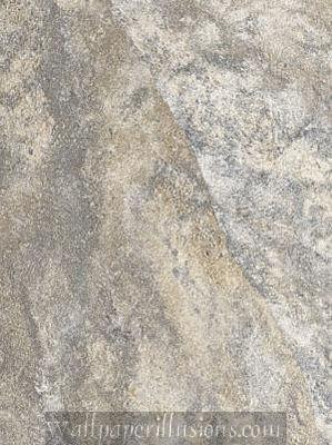 5810781 Hearthstone Granite Paper Illusion Faux Finish Wallpaper