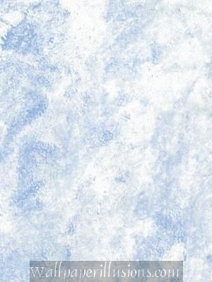 5815428 Hearthstone Sky Blue Paper Illusion Faux Finish Wallpaper