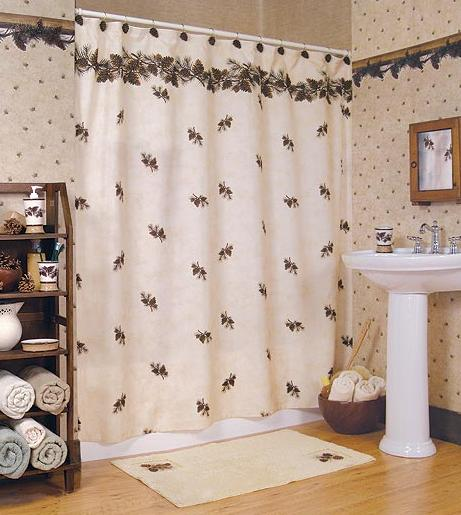 Pine Lodges bathroom accessories room shot