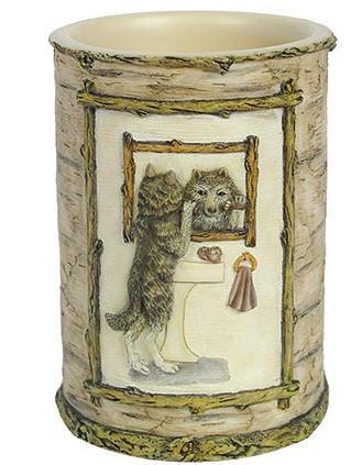 Wildlife  bathroom Cup Tumbler